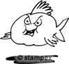 diving stamps motif 2050 - Comics, Animals