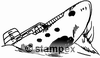 diving stamps motif 6021 - Wreck, Shipwreck